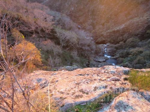 Via Belavista na Cascata da Misarela