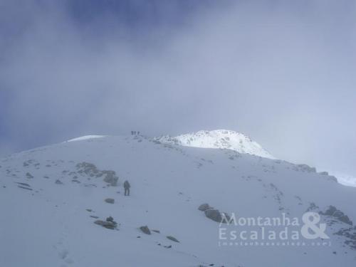 Pico Espiguete - Aresta Este