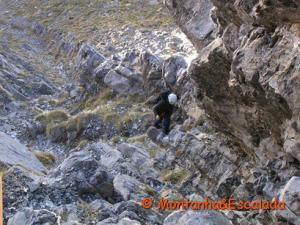 08 o inicio da escalada